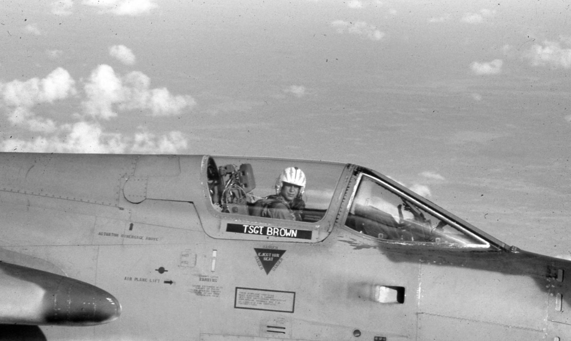 Airmen TSGT Brown