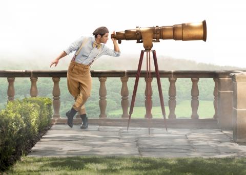 Starbucks - Telescope