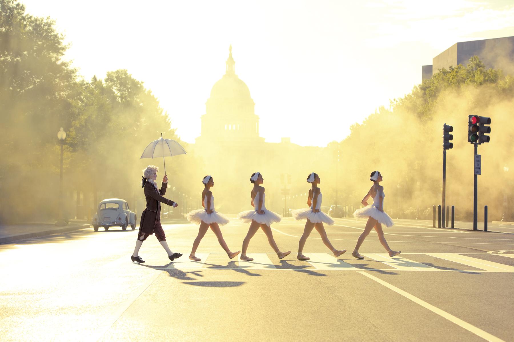 Ballet Beatles Abbey Road Style