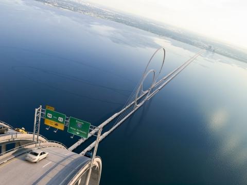 Bridge Car loop