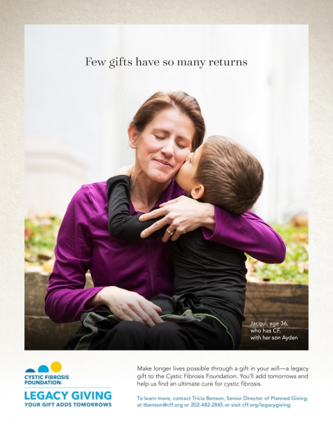 Cystic Fibrosis Foundation AD