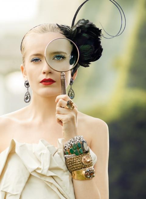 Washington Bride & Groom - eye