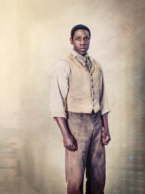 Mercy Street - Samuel Diggs, McKinley Belcher III