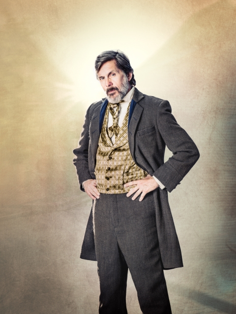 Mercy Street - James Green Sr., Gary Cole