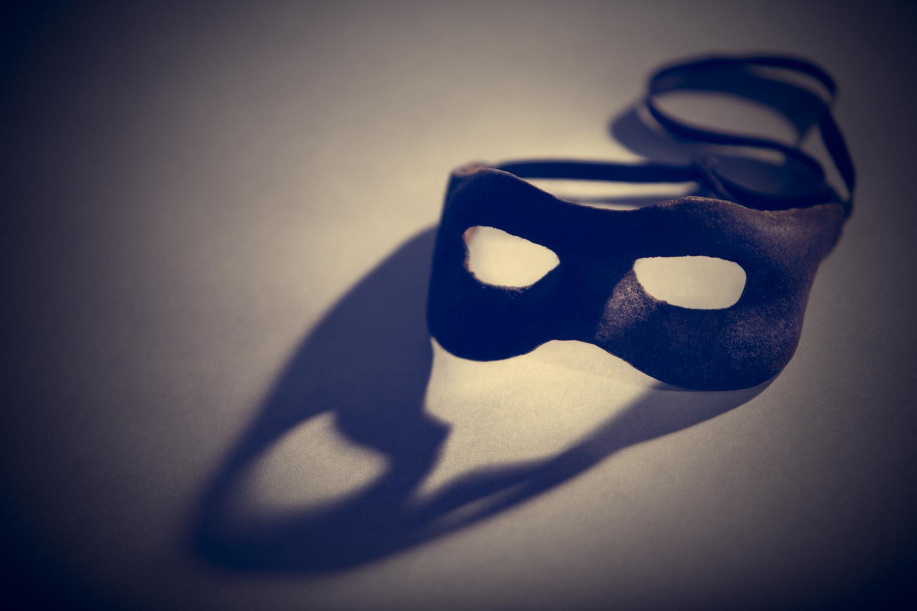 Smithsonian - Lone Ranger Mask