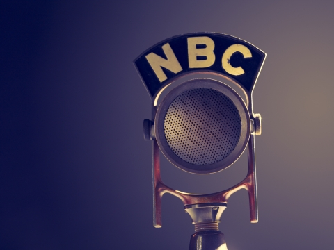 Smithsonian - NBC Microphone