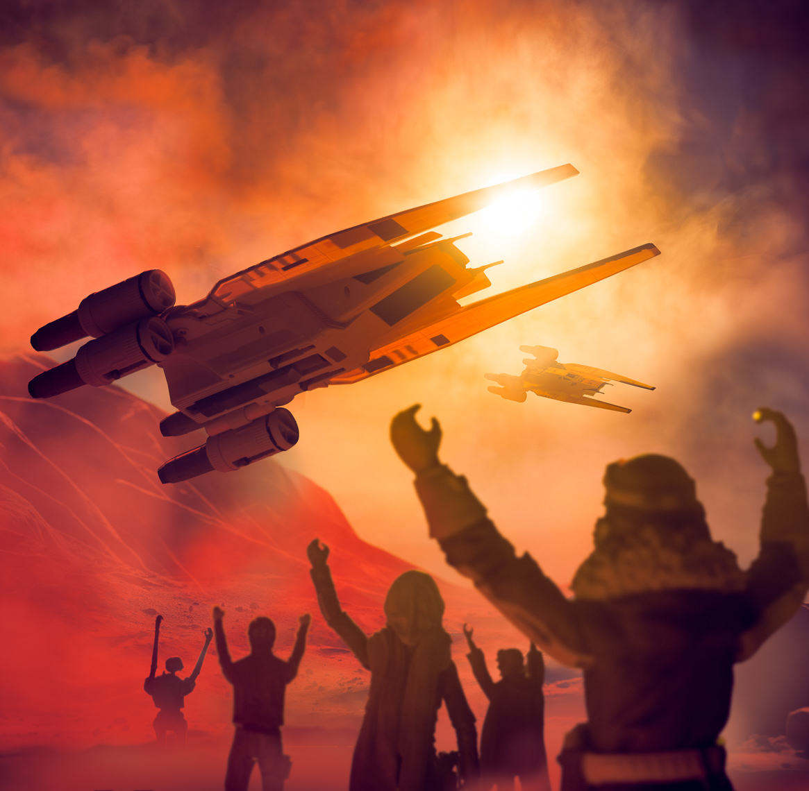 TGT 2016 SW: Rogue One Art Production 4
