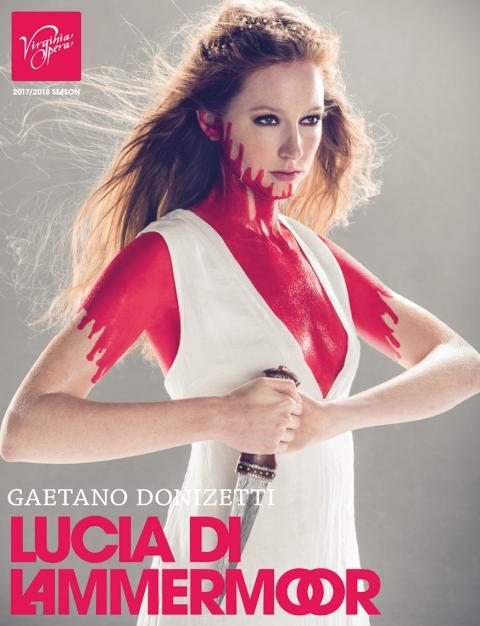 VA Opera - Lucia Poster