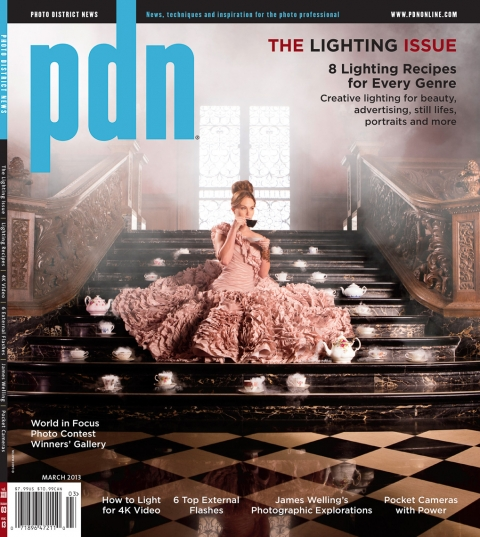PDN Cover