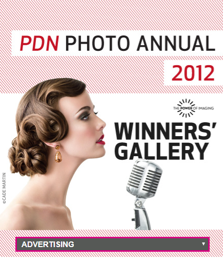 PDN 2012 Cover