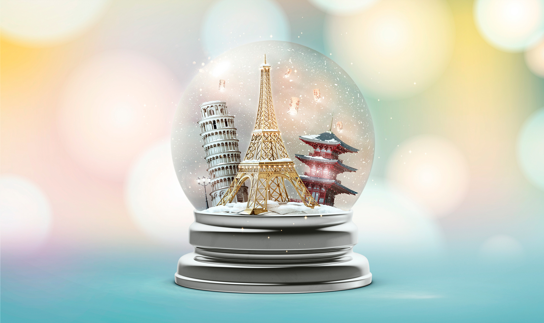 Snow globes Combined