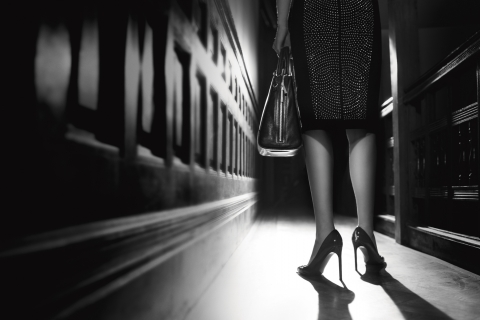 Heels Hallway