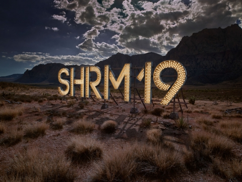 SHRM 2019 - Dessert