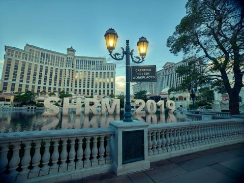 SHRM 2019 - Fountain