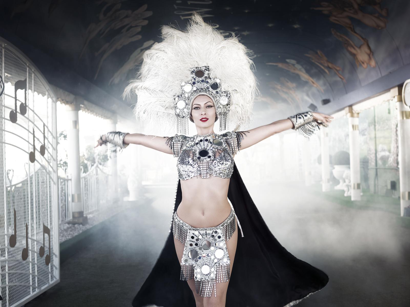 Las Vegas - Showgirl