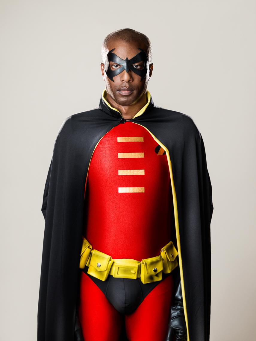 Comic Con - Robin