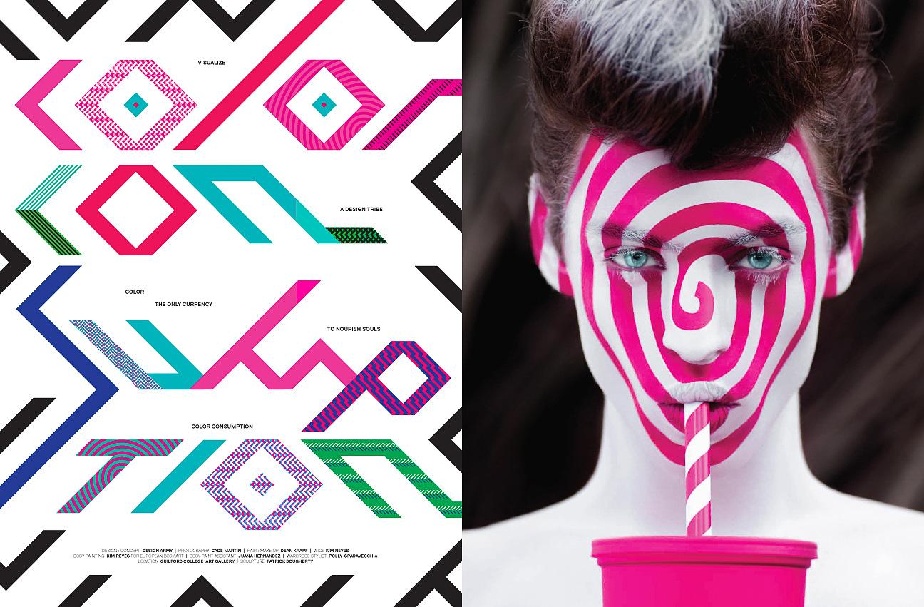 Design Bureau - spread 1