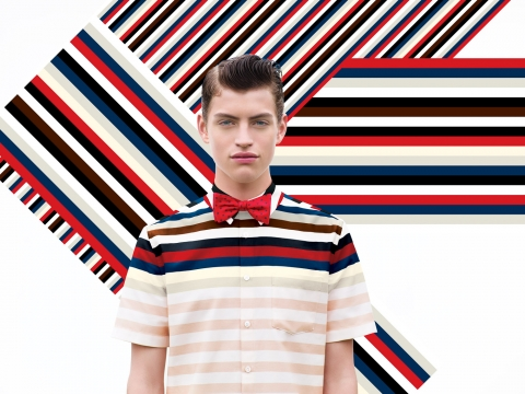 Neenah - stripes