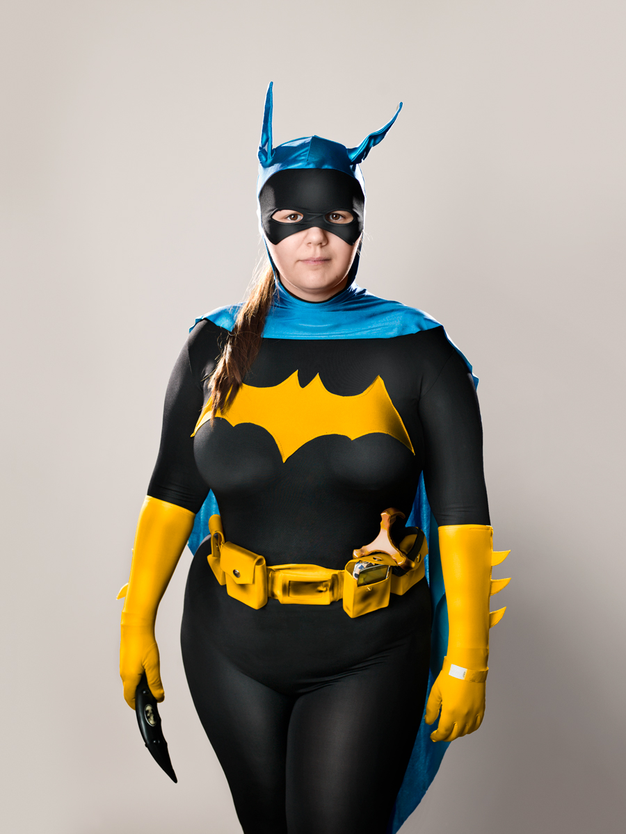 Comic Con - Bat Woman