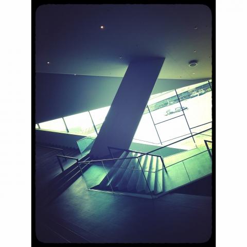 Smithsonian Magazine - Amsterdam - Stairs