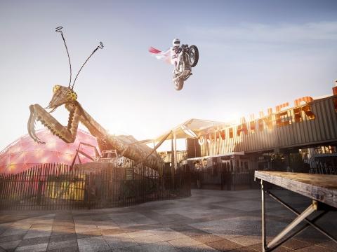 Las Vegas - Evel Kenevil